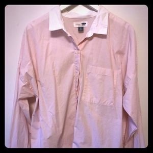 Boyfriend button down shirt